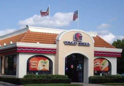 Taco Bell-Serving 8 Locations