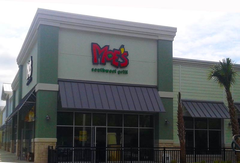 Moe's South West Grill